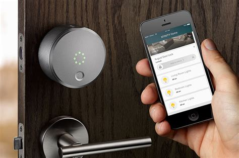 comcast xfinity home users can add nest thermostat august