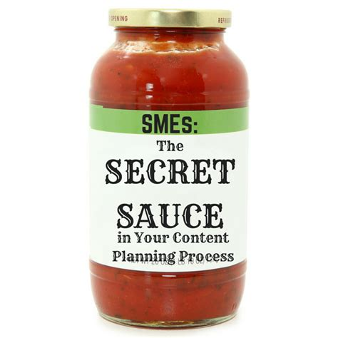 secret sauce podcast episode 122 smes the secret sauce in your