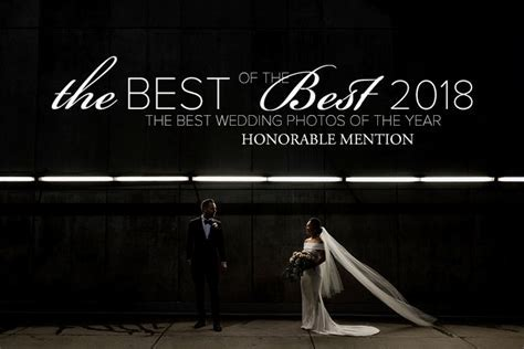 The 2018 Best of the Best Wedding Photo Collection
