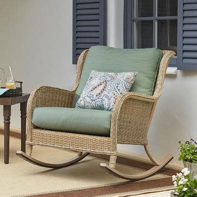 Wicker Patio Furniture Sets The Home Depot Home Depot Wicker Patio Furniture