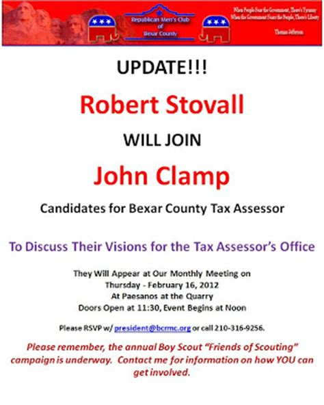 County Tax Assessor S Office by Walker Report Shedding Light On Bexar County Republican