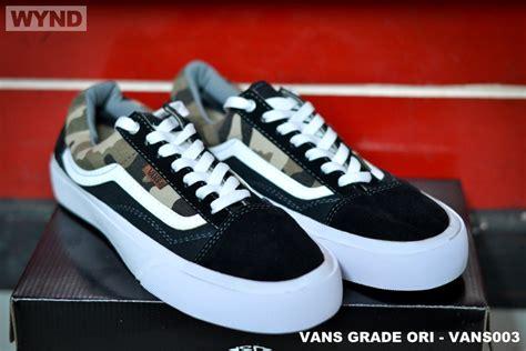 Sepatu Vans Vans Oldschool sepatu vans school