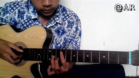 video tutorial bermain gitar akustik tutorial bermain gitar justin bieber love yourself