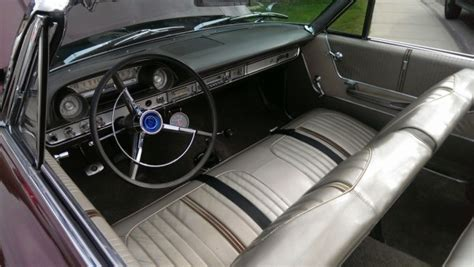 1964 Galaxie Interior by What S This 1964 Galaxie 427 Convertible Worth