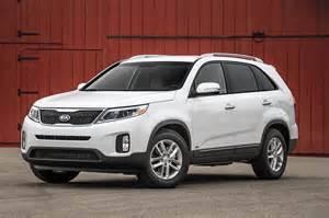 Kia Sorento 2014 2014 Kia Sorento Reviews And Rating Motor Trend