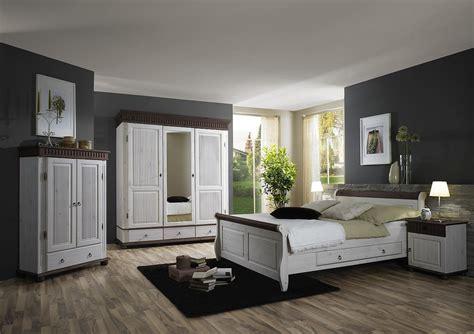 schlafzimmer hã lsta schlafzimmer im landhausstil helsinki kiefer massiv