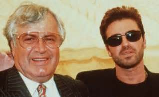 George Michael S Father by George Michael Pneumonia Family Join Hospital Vigil At
