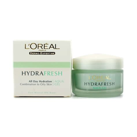 L Oreal Hydrafresh Moisturizer l oreal new zealand dermo expertise hydrafresh all day
