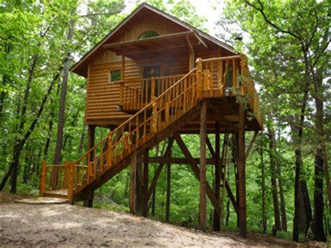 treehouse cottages eureka springs arkansas