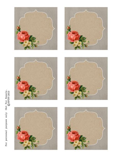 printable gift tag borders 17 best images about clipart on pinterest mason jar