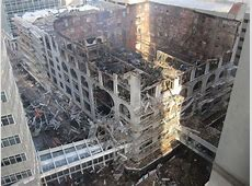 The aftermath of the fire at the old Younkers building in ... Younkers