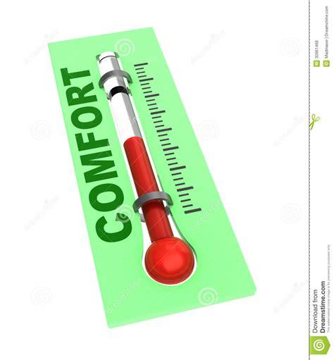 comfort temp comfort temperature royalty free stock photos image