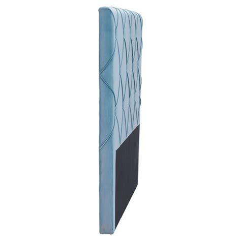 blue velvet headboard queen matias headboard queen tufted blue velvet dcg stores