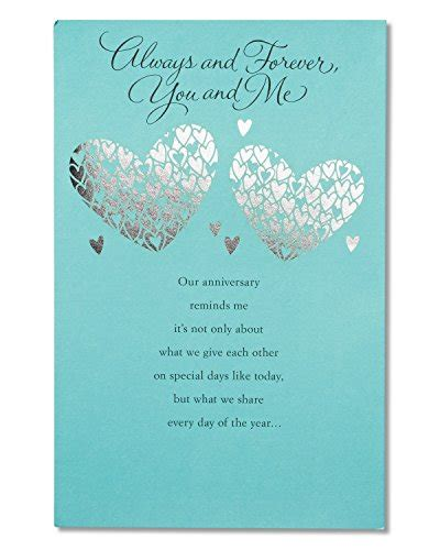 Amazon Anniversary Gift Card - american greetings greatest gift anniversary card with