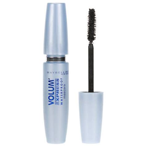Mascara Maybelline Volum Express Maybelline Volum Express Waterproof Reviews Photos