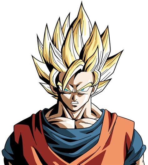 Pajangan Goku Saiyan 2 what is the difference between saiyan 1 goku and saiyan 2 goku quora
