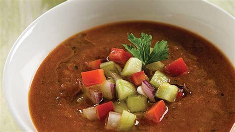 cuisine ensoleill馥 gaspacho ensoleill 233 recettes cuisine et nutrition