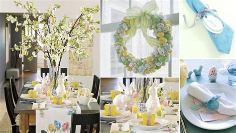 easter decorations ideas 25 easter holiday ideas for table decoration