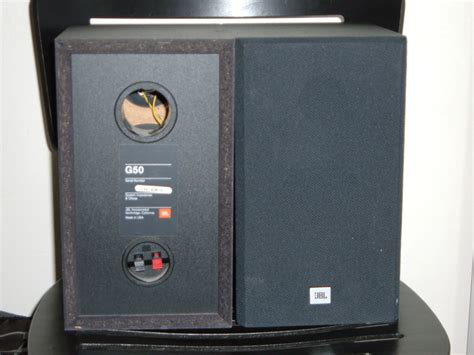 jbl g50 bookshelf speakers audio asylum trader