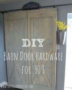 putting doors to use 30 easy sliding barn door hardware hometalk