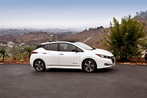 nissan leaf 2018 nissan leaf test drive tour kicks month