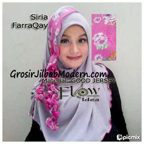 Jilbab Syari Kerudung Kerudung Instant Syiria Khanza jilbab syria farraqay abu fanta grosir jilbab modern