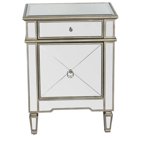 mirrored dresser cheap top from a plain nightstand to a bedroom best mirrored nightstand for your bedroom design