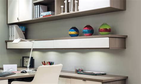 Special Floating Shelves Uk 80x15 Laris contemporary grey home office neville johnson