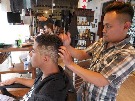 bali barber the barber of bali spa the bali bible