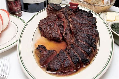 wolfgangs steak house best steakhouses in nyc including peter luger and keens
