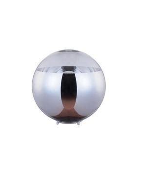Lu Kodok Chrome Ga 59 les design lo design lunaire chrome m 233 tal verre lo00016373 les design chez luminaires