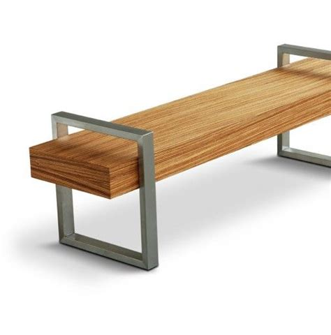 gus modern return bench 13 best images about inspirations meubles objets salon