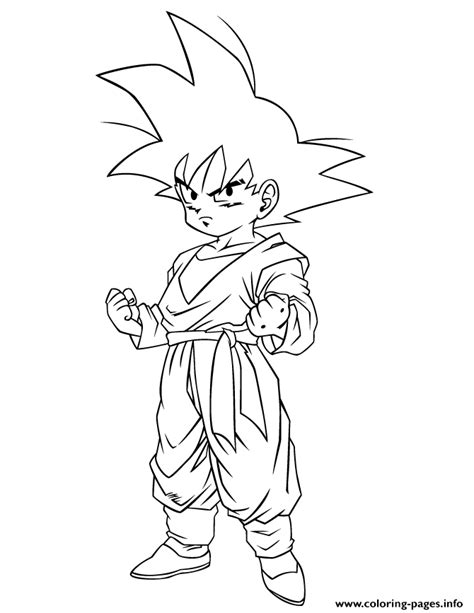 cool dragon ball z coloring pages cool dragon ball gohan coloring page coloring pages printable