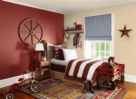 suggested paint colors for bedrooms 15 interesting cowboy themed bedroom rilane