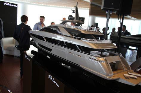 riva yacht range new riva steel superyacht range embarks with a