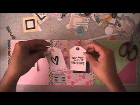 tutorial scrapbook diy diy tutorial flip book penpal scrapbook scrapbooking