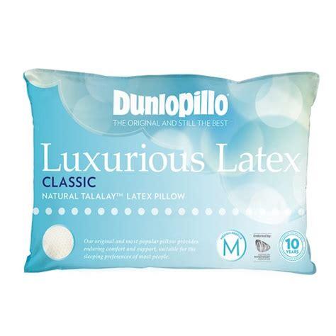 Dunlopillo Pillow Medium Ergo Kid dunlopillo luxurious pillow classic medium profile