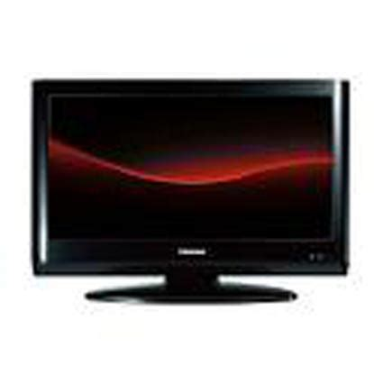 Tv Lcd Advance 19 Inch toshiba 19 inch lcd tv in gloss black 19av615db electronics thehut