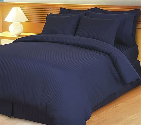 navy blue bed sheets navy blue duvet covers navy blue comforter sets pinterest