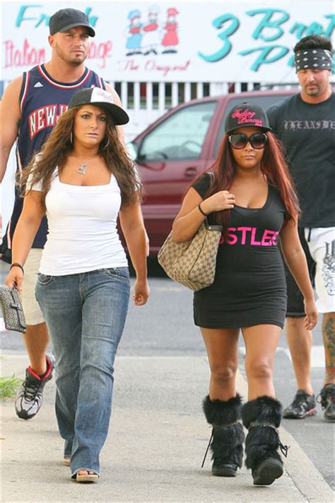 Snooki Wardrobe by Deena Cortese Pictures Jersey Shore Cast In