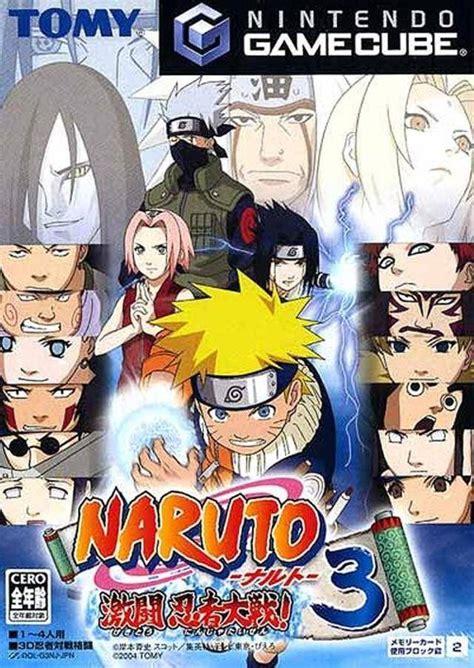 naruto gekito ninja taisen  narutopedia fandom powered  wikia