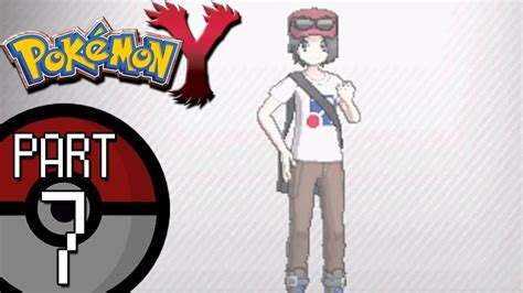 and trainer x and y part 7 route 3 trainer customization