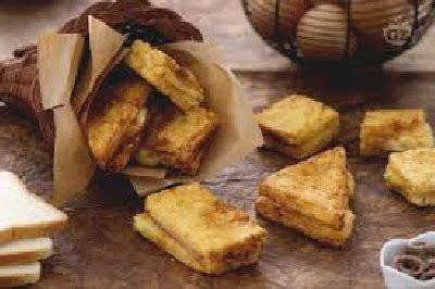 mozzarella in carrozza fritta mozzarella in carrozza ricetta fritta o al forno originale