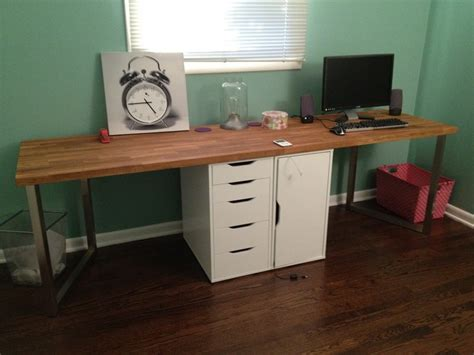 diy office desk 20 diy desks that really work for your