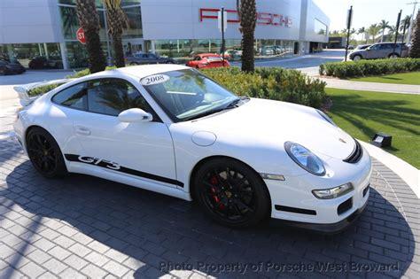 Porsche West by Dealer Inventory 2008 Porsche 911 Gt3 At Porsche West