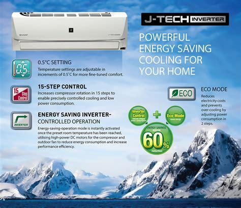 Ac Sharp 1 2 Pk Ah Ap5rsl sharp 2 0 ton j tech inverter ac ah xp24shve marsons company