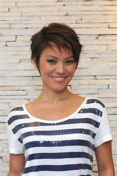 easy short straight hairstyles short hairstyles