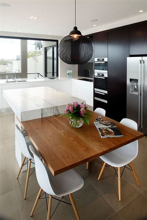 contemporary kitchens modern kitchen cabinets with a sleek finish housebeauty