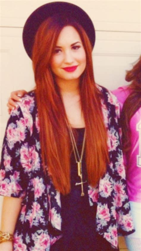 demi lovato hair color demi lovato s hair color loveeeee demi lovato