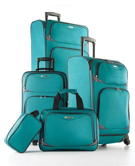 Tag Coronado II 5 Piece Spinner Luggage Set   Luggage Sets
